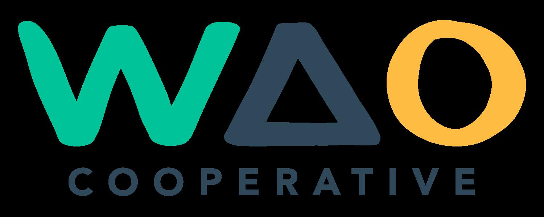 WAO Co-operative logo